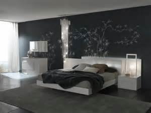 black white and silver bedroom ideas 90 neue tapeten farben ideen teil 2