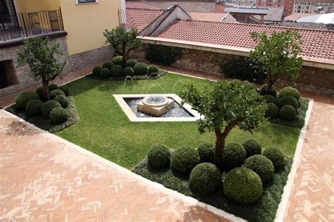 giardino terrazzato progettazione giardini napoli
