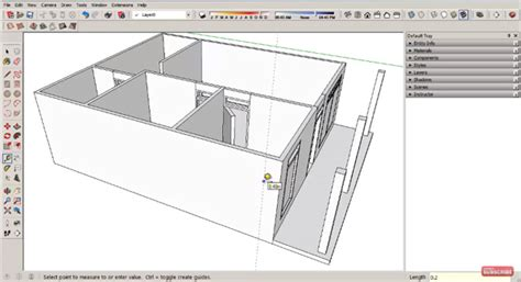 tutorial sketchup 2016 pdf 3d house design sketchup sketchup 2016 tutorials for