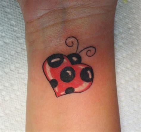 ladybug tattoos on wrist 29 impressive ladybug wrist tattoos