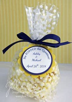 Bridal Shower Favor Idea Bath Fizz by 1000 Ideas About Popcorn Favors On Popcorn