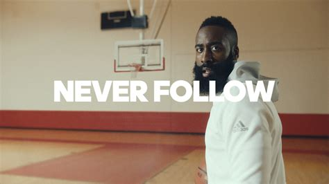 adidas james harden james harden stands alone in creators never follow