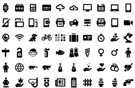 best free icons 2016 revisited the 100 best free icon packs of the year