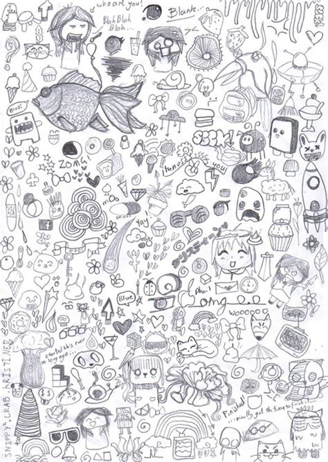 doodle page ideas doodle 52 great exles creative bloq
