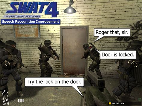 download mod game swat speech recognition improvement mod for swat 4 the