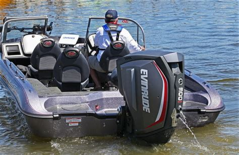 fishing boat motors prices evinrude launches new g2 outboard outdoorhub