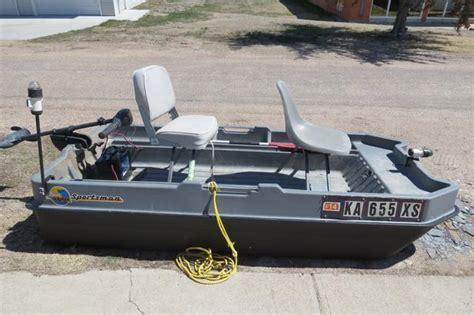 sun dolphin sportsman fishing boat trailer sold sold sun dolphin sportsman 2 man bass boat nex tech