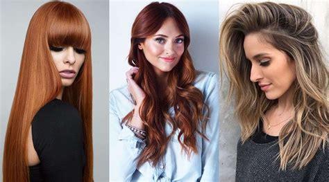 tendencias color pelo mujer 2017 las mejores tendencias de color de pelo para 2017