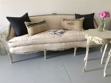 french word for couch french sofa with down cushion haute juice