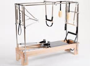 Pilates Reformer Cadillac Putting Your Back Into It This Price Is Usually Right