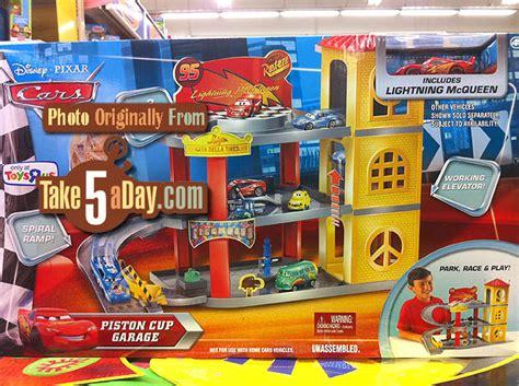Disney Cars Garage by Take Five A Day 187 Archive 187 Mattel Disney Pixar