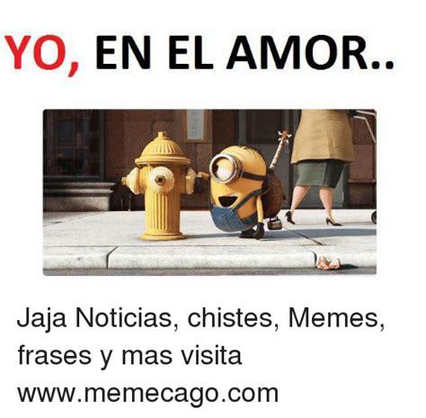yo y el imbecil yo en el amor jaja noticias chistes frases y mas visita wwwmemecagocom meme on me me