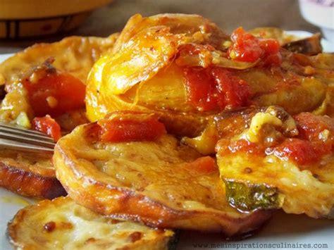 recettes de cuisine m馘iterran馥nne tajine de poulet aux aubergines recette cuisine