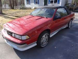 purchase used 1988 chevrolet cavalier z24 convertible 2