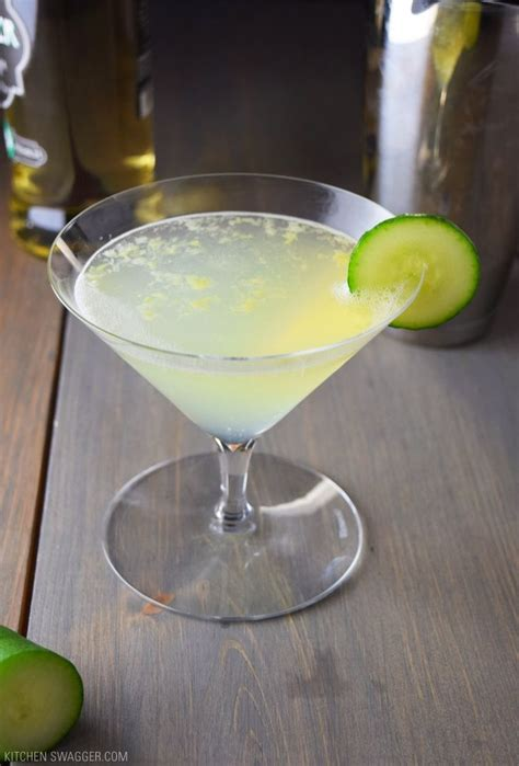1000 Ideas About Cucumber Martini Recipe On