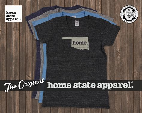 oklahoma home t shirt womens cut