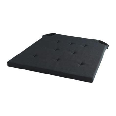 Ikea Floor Mats Australia Admete Chair Pad Black Ikea