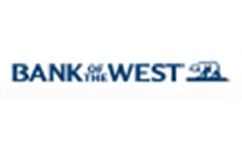 bank of the west checks bank of the west checking accounts reviews offers