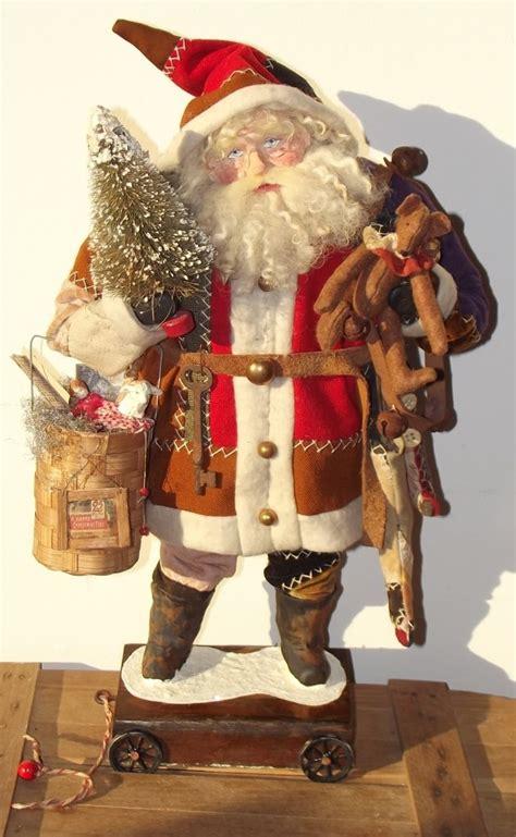 Handmade Santas - 174 best santas images on