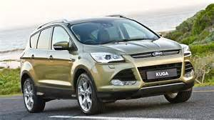 ford suv new car new ford kuga suv will be the car on sale in