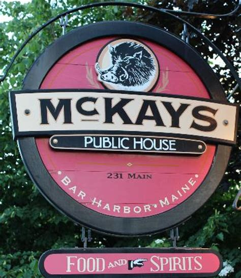mckays public house mckays public house bar harbor mckays picture of mckay s public house bar harbor