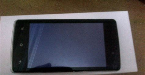 Lcd Touchscreen Oppo R1001 1 flash oppo r1001 blue screen