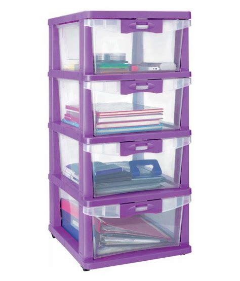 Kitchen Cabinets Online Reviews nilkamal chester 24 violet buy nilkamal chester 24