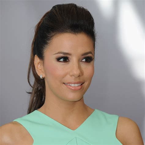 eva longoria hairstyles 2015 dazzling celebrity ideas on ponytail hairstyles 2015