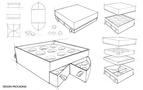sketchbook guide packaging design sketching concepts that and