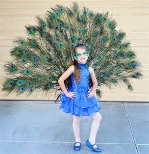 best halloween costumes for 12 year olds pretty peacock instructions to make your own are here