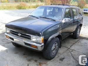 1993 Nissan Pathfinder Parting 1993 Nissan Pathfinder Pemberton For Sale In