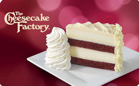 The Cheesecake Factory Gift Card Balance - gift cards