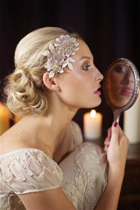 Vintage Wedding Hairstyles by Vintage Wedding Hairstyles Beautiful Hairstyles