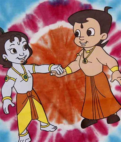painting chota bheem chota bheem and krishna wallpapers holidays oo