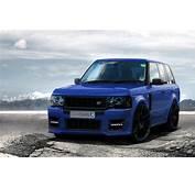 Range Rover  Car Tuning Part 3