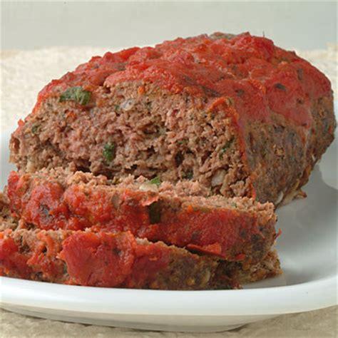 italian meatloaf a well seasoned kitchen italian meatloaf recipe dishmaps