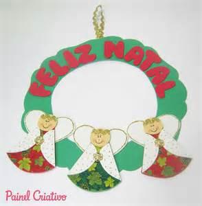 moldes para corona de navidad manualidades como hacer guirnalda de navidad en goma eva manualidades