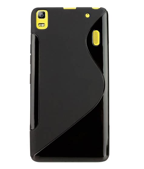 Lenovo A7000 Soft Gel Jelly Silicon Silikon Tpu Casing Cover Kuat ziaon s line tpu soft gel back cover for lenovo a7000