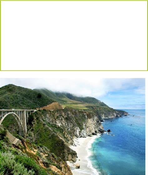 the most scenic drives in america big sur coast the most scenic drives in america 120