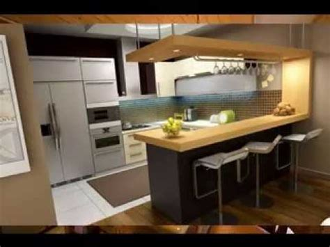 kitchen bar design youtube