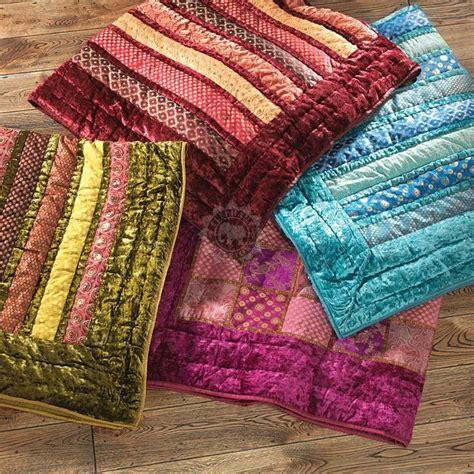 Velvet Patchwork Quilts - 180 best images about shop on industrial