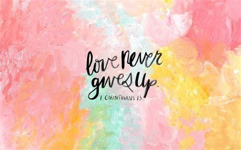 desktop wallpaper for mac cute quot love never gives up quot macbook love cute macbook