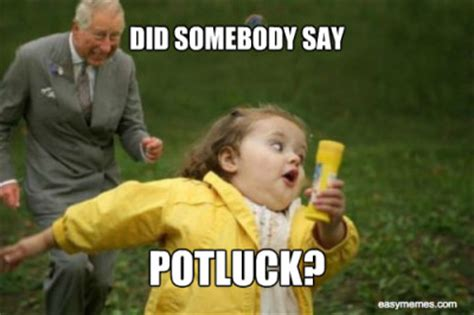Potluck Meme - blog south philly food co op
