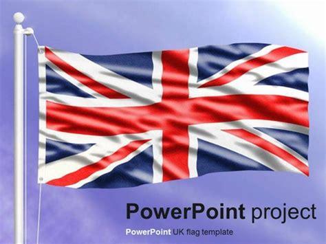 Powerpoint Uk Flag Microsoft Powerpoint Templates Uk