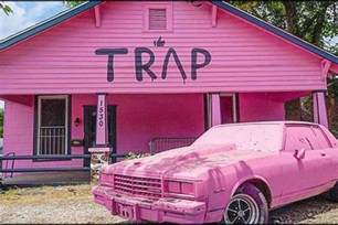 One Bedroom Homes For Rent 2 Chainz S Now Famous Pink Trap House To Vanish From