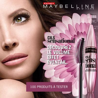 Maybelline Mascara Sensational mode new mascara gemey