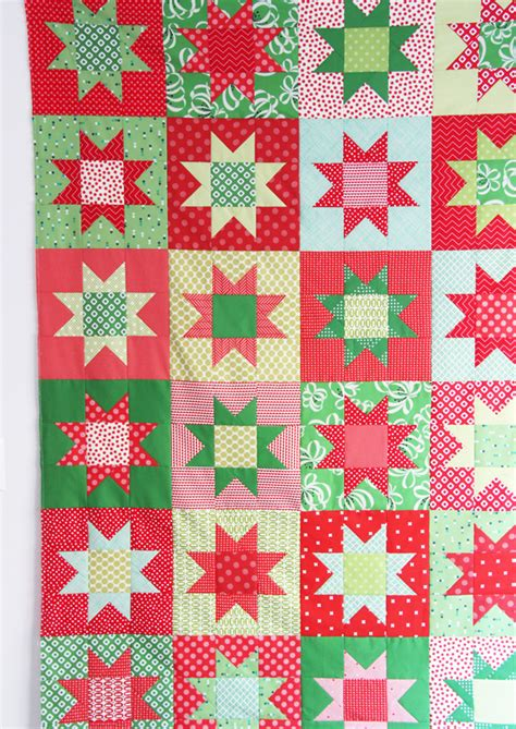 printable quilt patterns no point stars a free printable pattern in 5 sizes