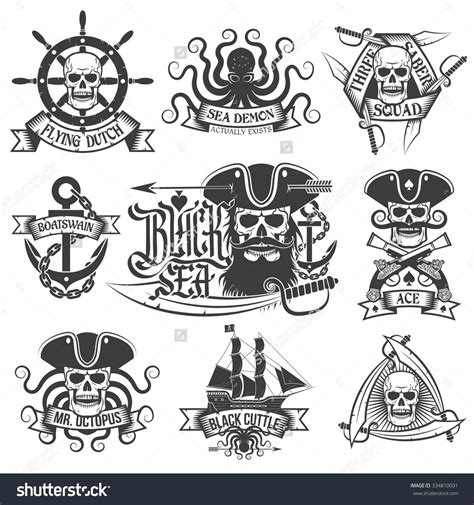 tattoo flash ink 16 amazing pirate tattoo images designs and pictures