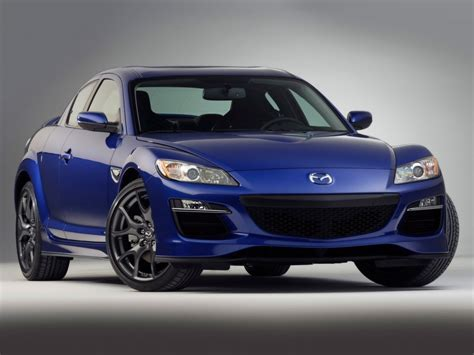 All Car Collections: Mazda RX8 Horsepower Controversy