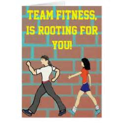 root for fitness birthday greeting card zazzle